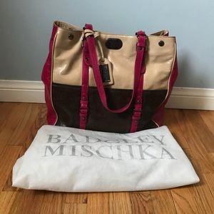 Badgley Mischka Large Tote Bag